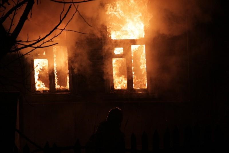 ВТверской области впожаре погибла мать спятью детьми