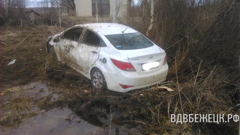 ВТверской области нетрезвый шофёр сбил сотрудника ДПС