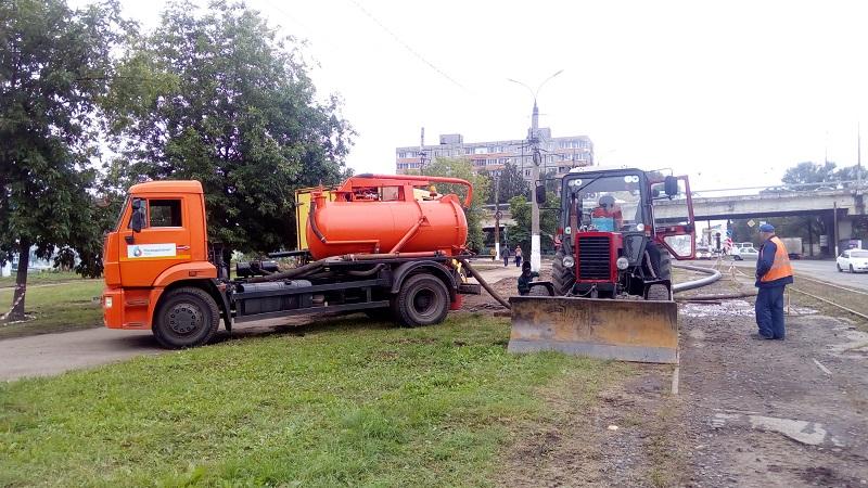 ВТвери из-за ремонта сетей водопровода поменяют маршруты городского автомобильного транспорта