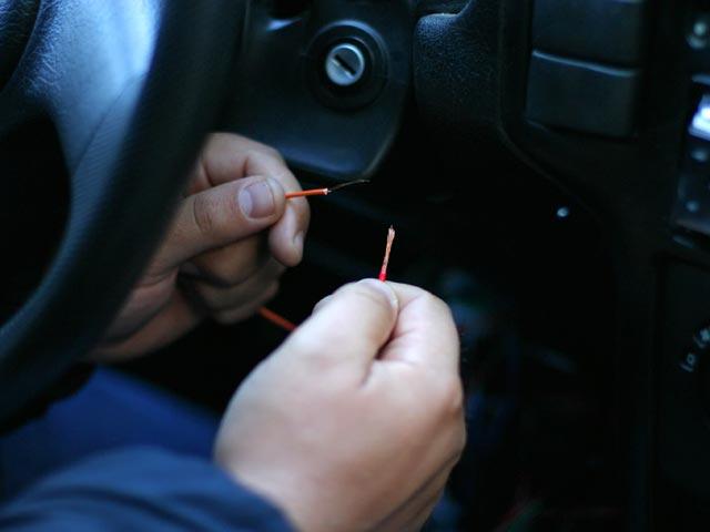 По «горячим следам» полицейские Тверской области отыскали угнанный автомобиль