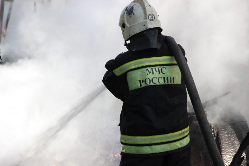 ВТвери живьем сгорели мужчина иженщина