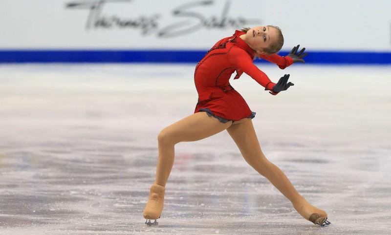 Юлия Липницкая открыла свою «Академию чемпионов»