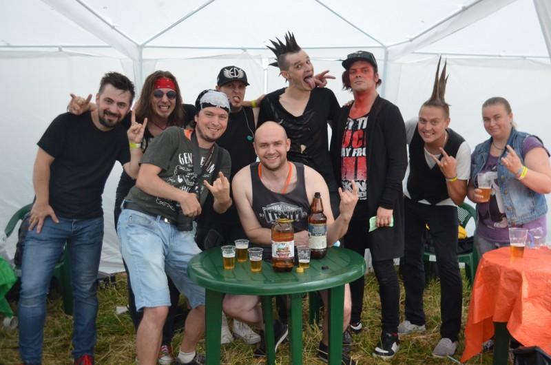 Наша «Территория»: фестивальный сезон в Тверской области открыл рок-мото-фест под Кимрами | Фото