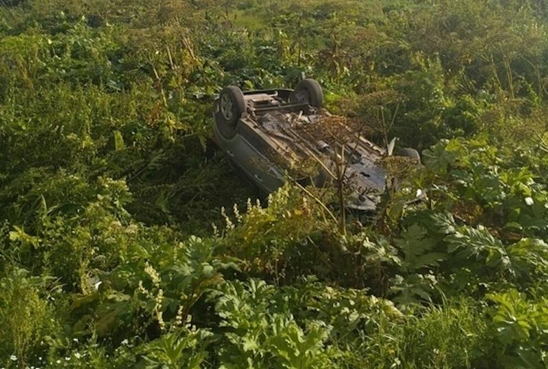 Водитель из Дубны одолжил машину у приятеля и разбил ее под Конаково